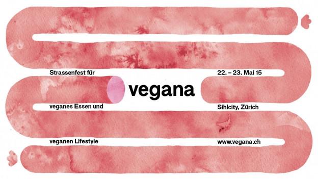 Logo da la fiera vegana.