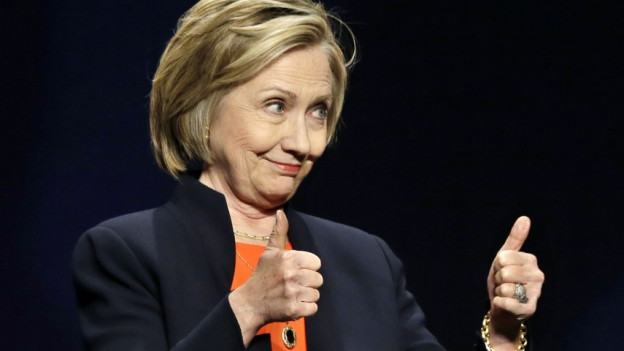 Purtret da Hillary Clinton.