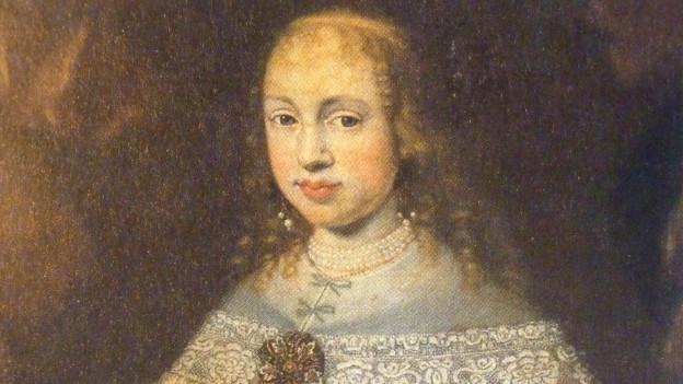 Purtret da Hortensia von Salis.