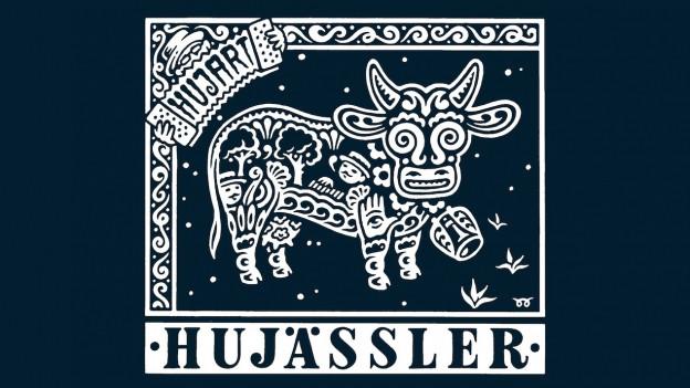 Cover da Hujässler.