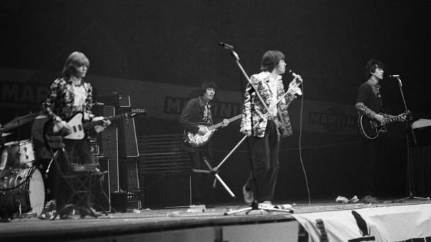 Rolling Stones sin tribuna