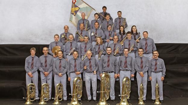 Gruppa da musica da Tschlin.