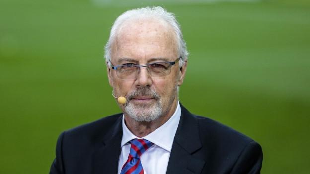 Purtret da Franz Beckenbauer.