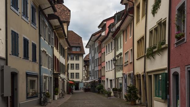 La citad Aarau.