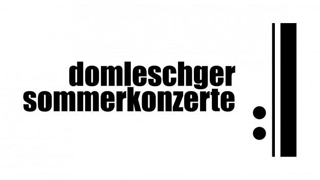 Logo dals «Domleschger Sommerkonzerte».