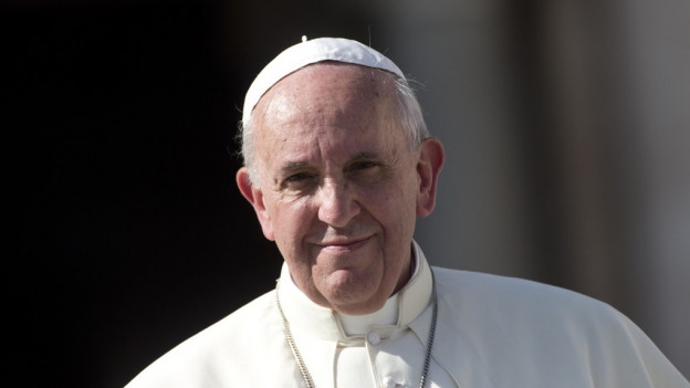 Purtret dal papa Francestg.