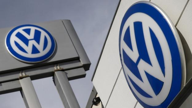 Logo da «Volkswagen VW»