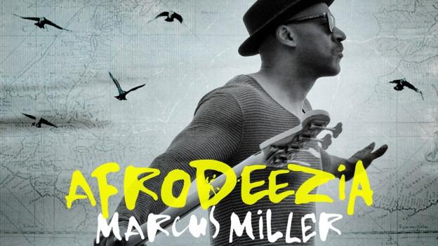 Il cover dal nov disc da Marcus Miller.