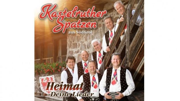 Cover dal nov DC «Kastelruher Spatzen».
