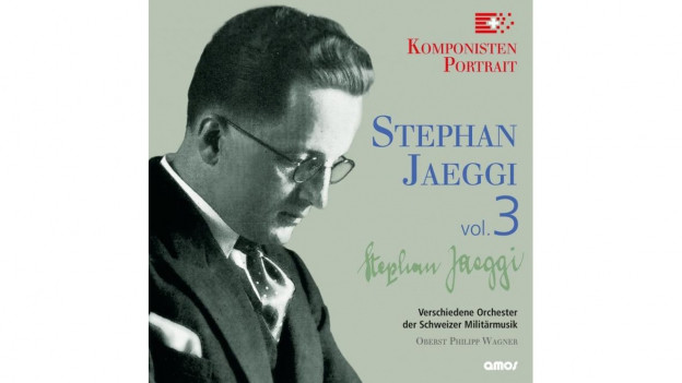 Cover dal disc «Stephan Jaeggi vol.3».