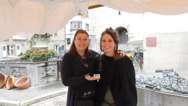 Brigitte Casty e Claudia Bolliger-Voegeli