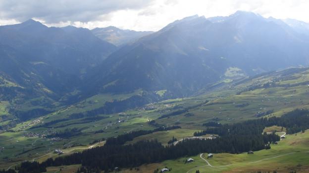 Betg mo bella, la Val Lumnezia duai era daventar attractiva per novas plazzas da lavur.