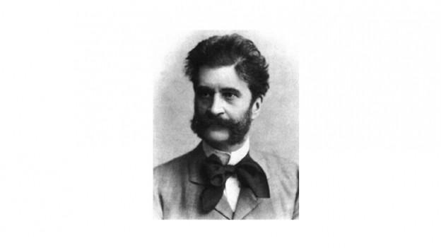 Purtret da Johann Strauss (il figl).