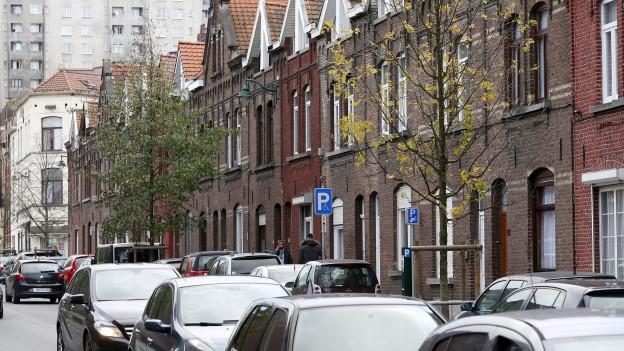 Colonia da chasas a Molenbeek.