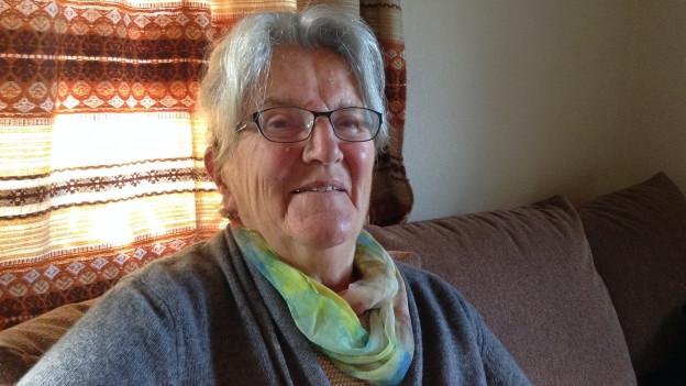 Purtret da Ursula Nicolay-Falett.