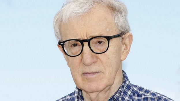 Purtret da Woody Allen.