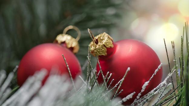 Duas cullas da Nadal.