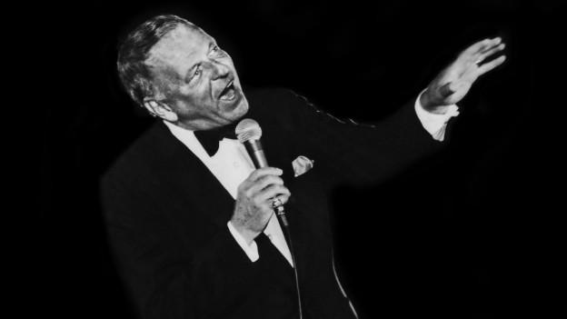 Purtret da Frank Sinatra.