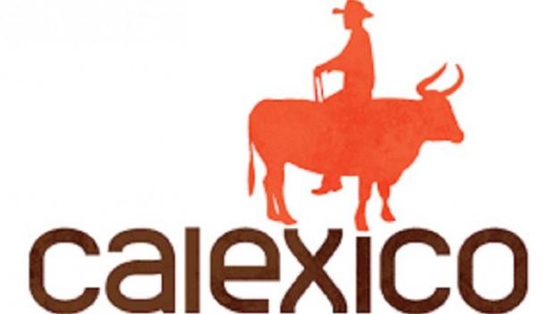 Logo da la band Calexico.