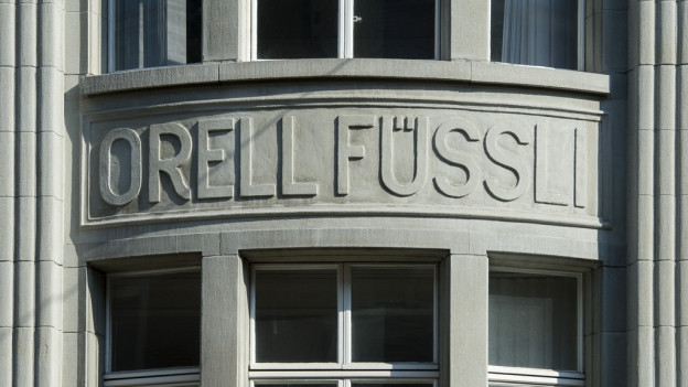 La libraria da Turitg, Orell Füssli.