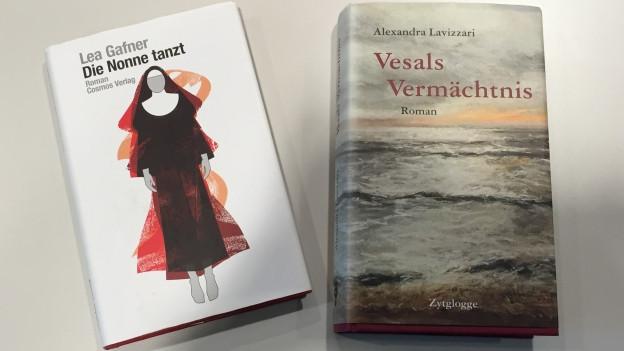 «Die Nonne tanzt» e «Vesals Vermächtnis».