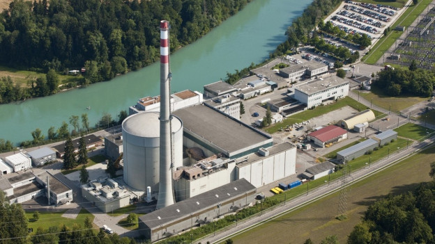 Ovra atomara Mühleberg