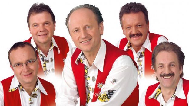Gruppa da musica «Die fidelen Mölltaler».