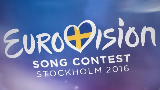 Logo dal Eurovision Song Contest ch'è il matg a Stockholm