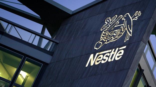 Administraziun principala da Nestlé a Vevey.