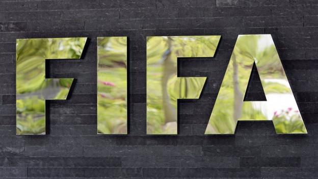 Logo da la FIFA