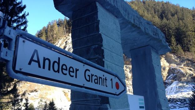 Granit d'Andeer