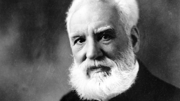 Alexander Graham Bell.