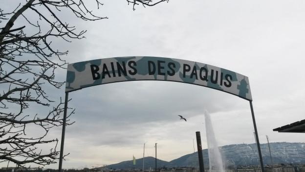 Les Bains de Paquis.