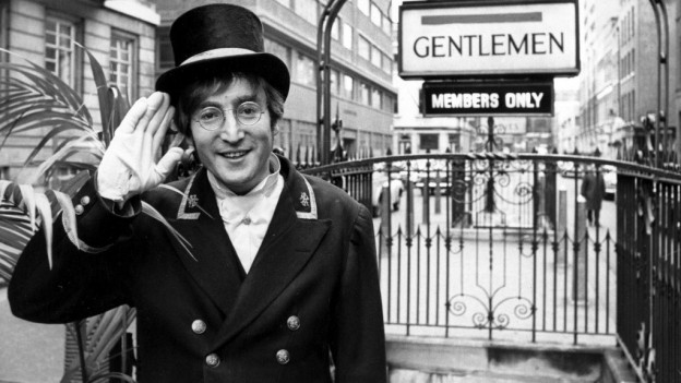 John Lennon dals Beatles.