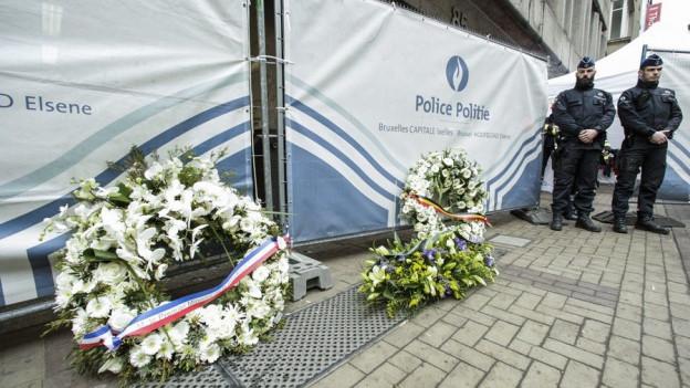 Terror a Brüssel