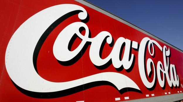 Reclama da Coca Cola.