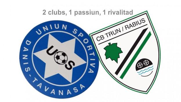 Logo da l'uniun sportiva Danis-Tavanasa e CB Trun/Rabius.