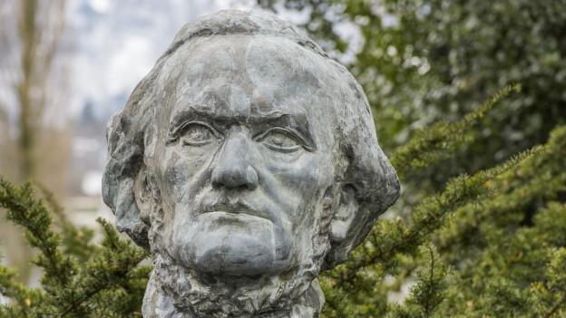Il chau dal cumpinist Richard Wagner
