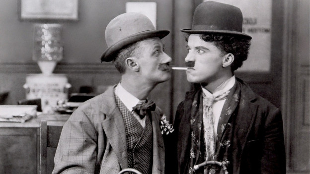 Maletg da Charlie Chaplin.