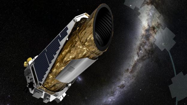Telescop spazial Kepler a la tscherga d'exoplanets