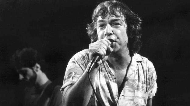 Purtret dad Eric Burdon.
