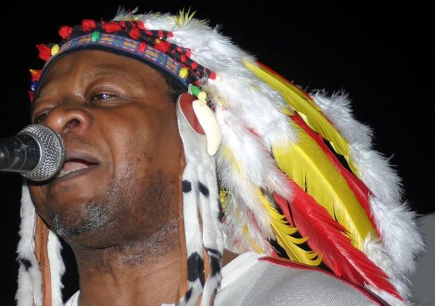 Il chantadur Papa Wemba
