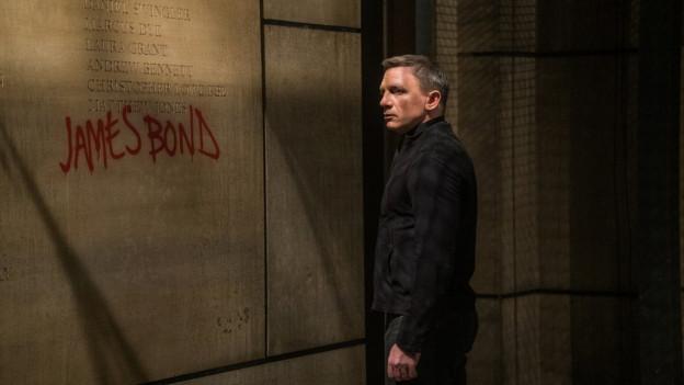 I para sco sche Daniel Craig di adia a sia rolla sco 007