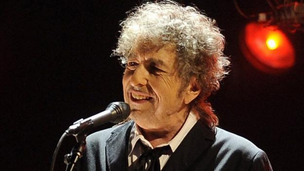 Il chantadur Bob Dylan.