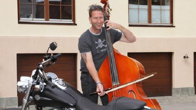 Il cellist Gian Carlo Simonelli
