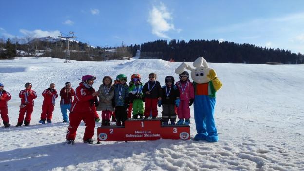 La scola da skis Mundaun vul in nov champ
