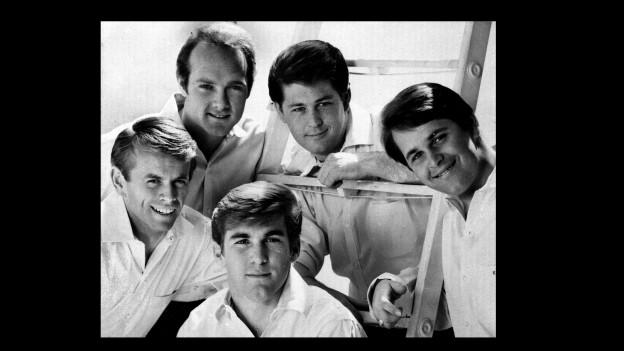 Gruppa da musica Beach Boys.