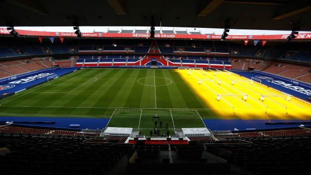 Il Parc de Princes a Paris