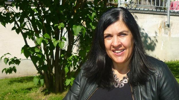 Purtret Gabriela Cabalzar dadorvart.