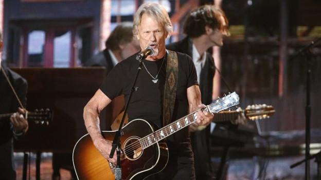 Il chantadur e ghitarrist Kris Kristofferson.